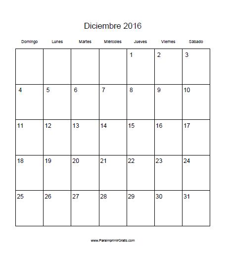 Planner Noviembre 2016