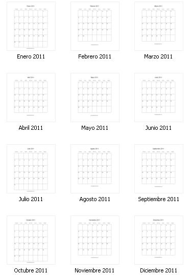 Calendario 2020 Mexico Con Dias Festivos Para Imprimir.Calendario 2011 Dias Festivos En Mexico Para Imprimir