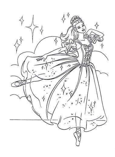 Dibujos de Barbie - Para Imprimir Gratis - ParaImprimirGratis.com