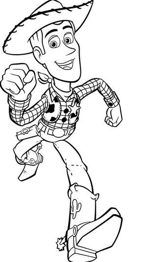 Dibujos de Toy Story para Imprimir