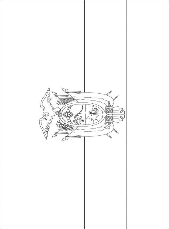 bandera de ecuador para colorear tattoo design bild. Black Bedroom Furniture Sets. Home Design Ideas