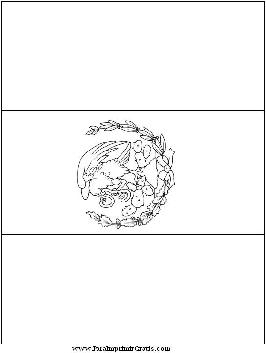 Dibujos de Banderas para Colorear