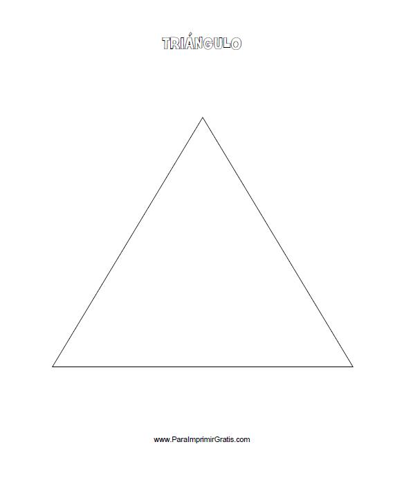 Figuras Geométricas - Para Imprimir Gratis - ParaImprimirGratis.