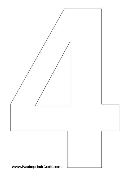 números grandes para imprimir gratis paraimprimirgratis com