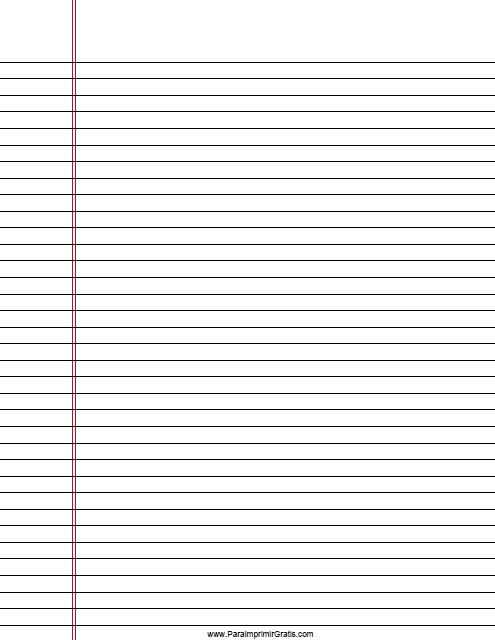 Papel - Para Imprimir Gratis - ParaImprimirGratis.com