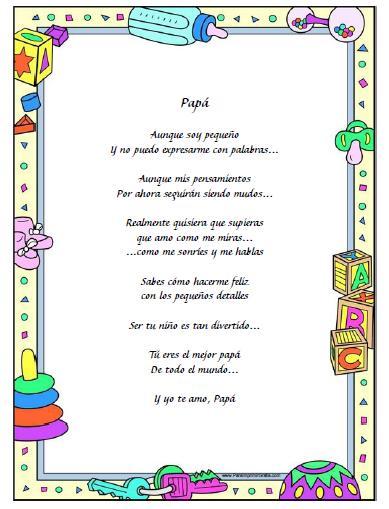 Poemas Para Papa