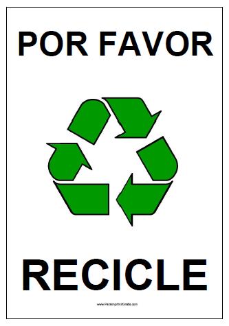 Imagenes de reciclaje pictures to pin on pinterest - Cosas de reciclaje ...