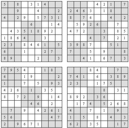 Sudoku Online T Cnicas De Sudoku Sudokus Para Imprimir