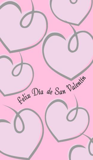 Tarjetas de San Valentín - Para Imprimir Gratis - ParaImprimirGratis.com